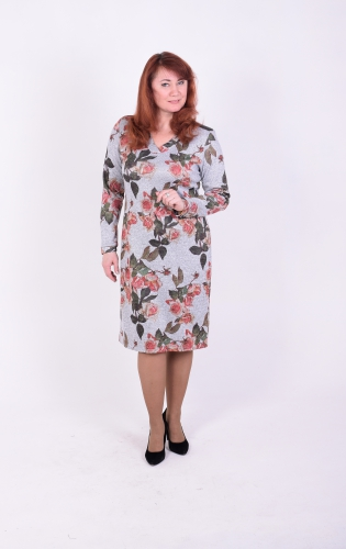Платье жен П107-337М