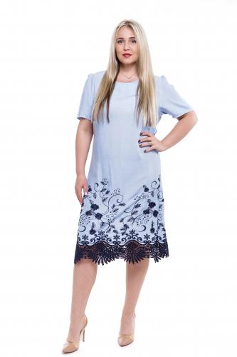 Платье жен П130-372/1М шитьё