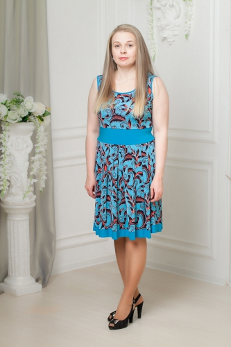 Платье жен П104-223М