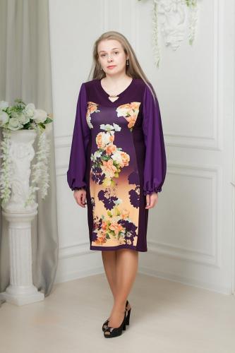 Платье жен П114-327М