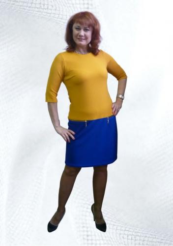 Платье жен П124-306М