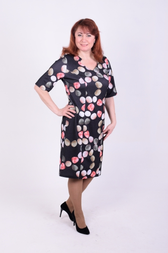 Платье жен П120-397М