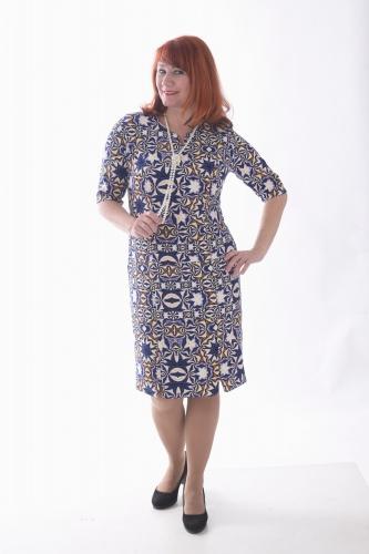 Платье жен П114-342М