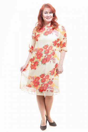 Платье жен П127-372/2М