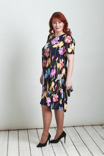 Платье жен П117-407М