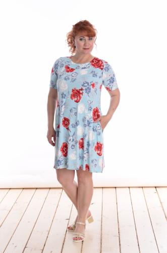 Платье жен П107-159М