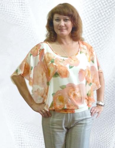 Блузка жен Бл087-201М