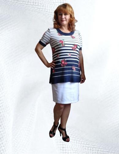 Блузка жен Бл087-124М