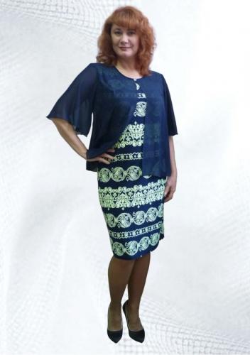 Платье жен П129-270/1М